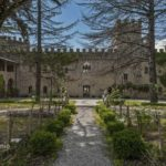 An ancient, charming estate with a 14th century castle settled in a peaceful countryside setting just a few kilometres away from Perugia