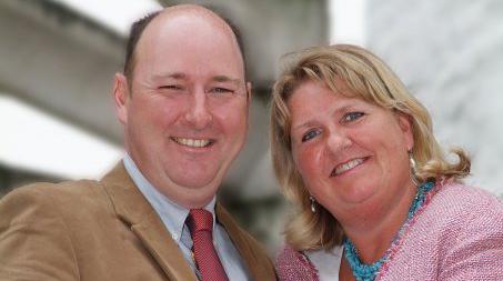 Rayner and Carol Peett