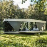 An off the grid home with all the modern luxuries