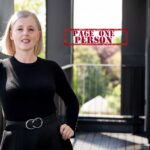 Page One Person: Rhea Balfour