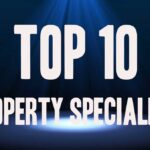 Revealed: The Top Ten Property Specialists 2020